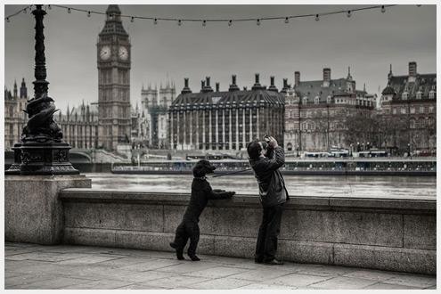街拍的那些瞬间美好