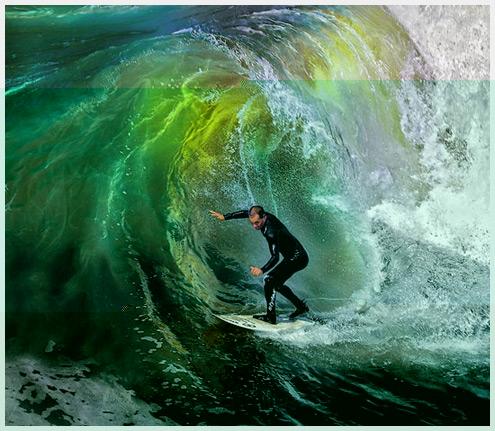 36张华丽的行动高速摄影例子
