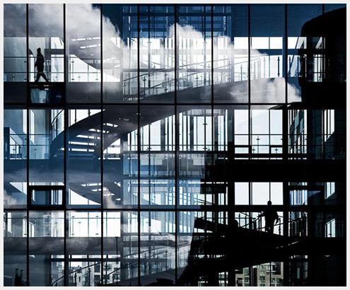 27张建筑摄影的典范