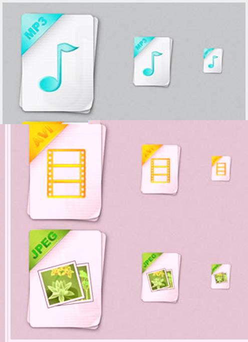 30+新鲜实用的图标设计教程