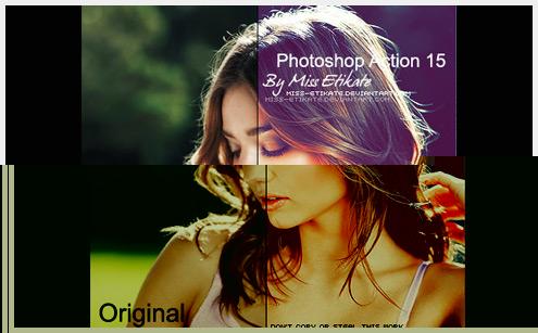 50+Photoshop动作免费下载