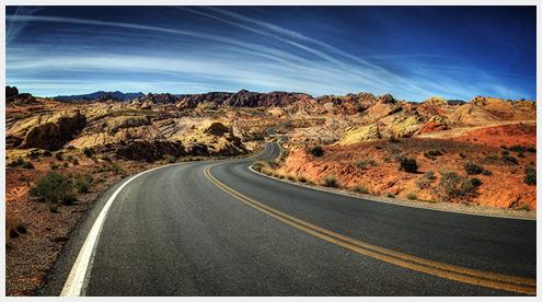 50个真实完美的道路摄影
