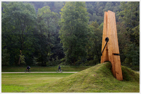 40个有趣的超大艺术作品展示