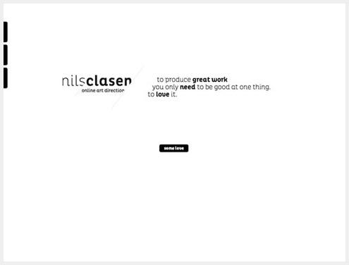 21个优秀美丽的单页网站欣赏