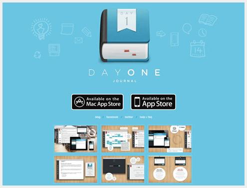 23个苹果应用程序相关网站设计创意