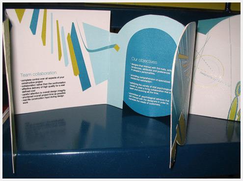 40个令人难以置信的创意宣传册设计灵感