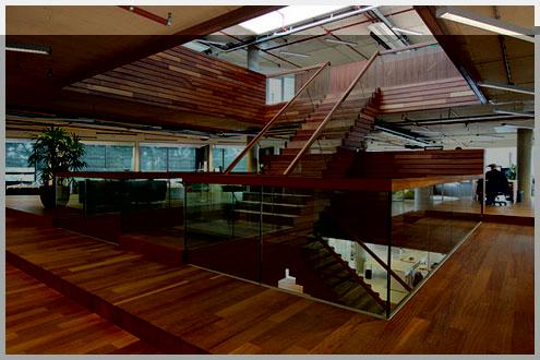 30个木制办公室创意设计实例