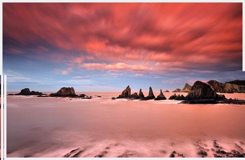 地球上那些壮观让人惊叹的地方