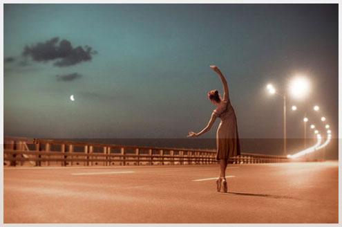 美丽迷人的夜间摄影