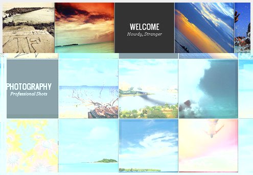 37个新鲜的jQuery图片滑块素材