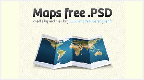50个非常有用的PSD文件素材