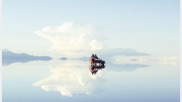 传说中的天空之镜