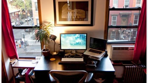 40个自由设计职业工作区创意设计欣赏