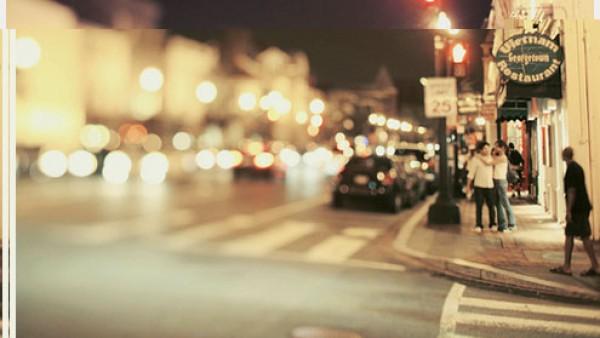 梦想在某个十字路口