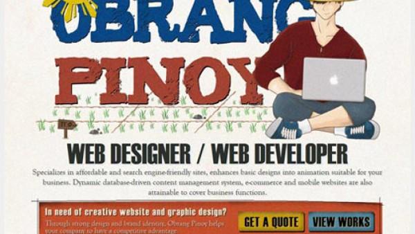 36例网站的设计灵感