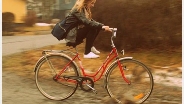 那些年骑着单车的日子里