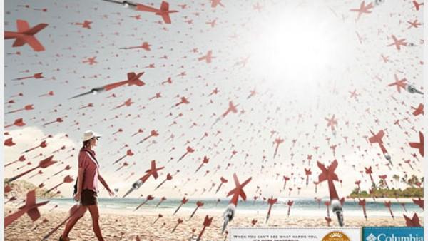 21个设计精美的广告给你灵感