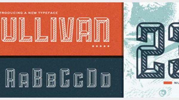 10个新鲜优秀的免费字体下载