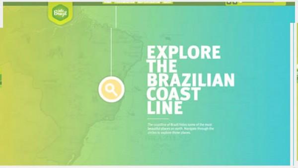 颜色在网页设计中的20个例子