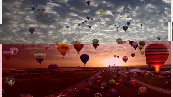 75张让人惊讶的航空摄影