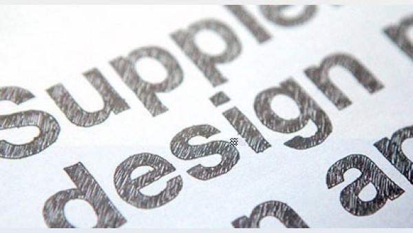 推荐一款创意的免费字体下载