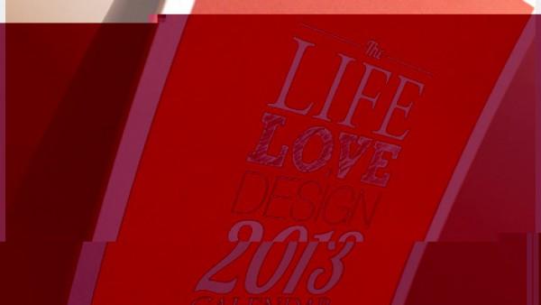 50个2013年独特的日历创意设计