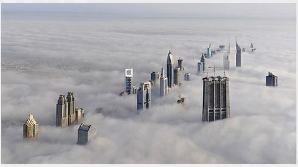 45个惊人的高空摄影作品