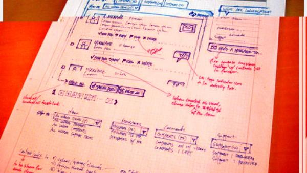 40个网页设计草图案例分享