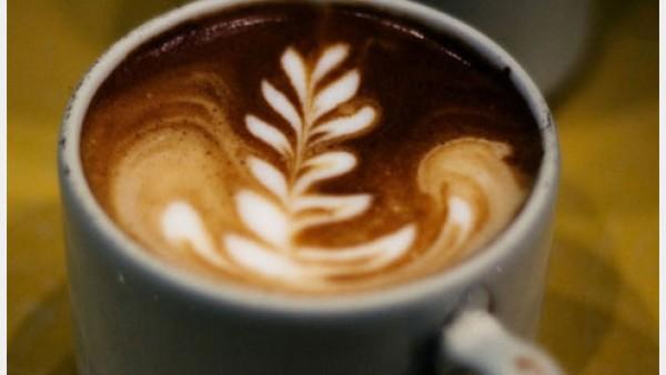 设计精美的咖啡艺术