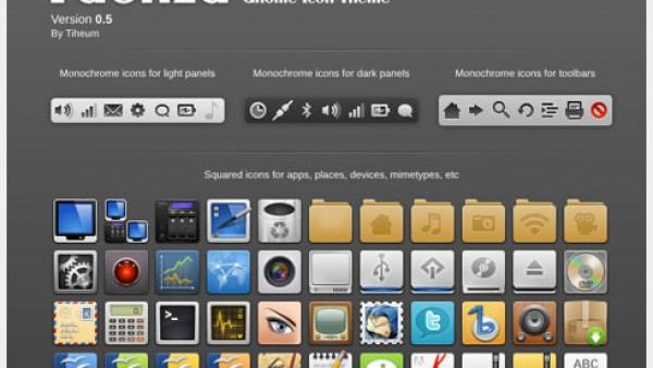 30个新鲜icon图标包设计师和开发人员的最爱