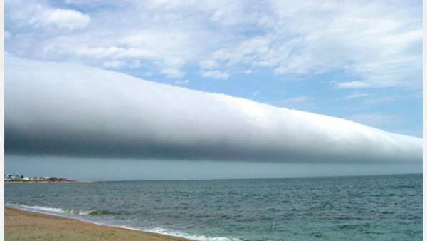 你从未见过的神奇云层