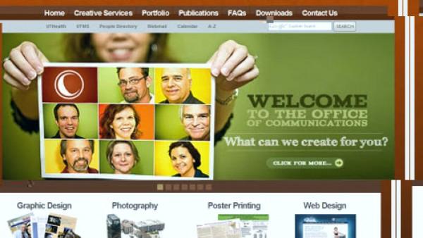 展现美丽的大学网站
