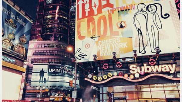 摄影师镜头里的纽约夜景
