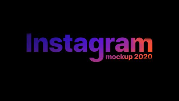 免费下载Instagram 2020全套UI界面源文件