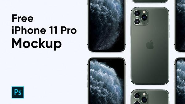 免费高品质iPhone 11样机下载