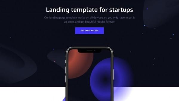 40个免费的高品质HTML登陆页面模板
