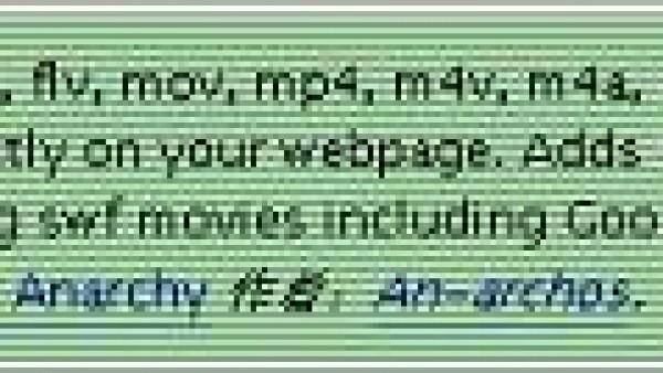 在wordpress中插入flash的插件