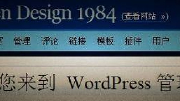 关于Wordpress登入慢