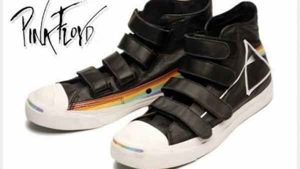 CONVERSE Pink Floyd乐队纪念鞋款