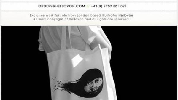 环保袋图案设计欣赏