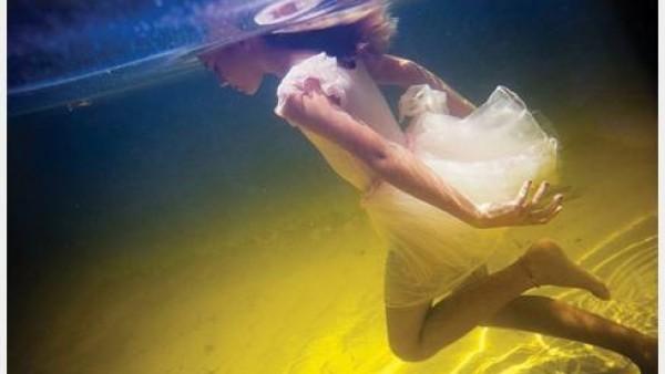 巴哈马群岛的水下生活