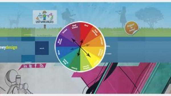 英-新手指南之色彩在网页设计中的利用
