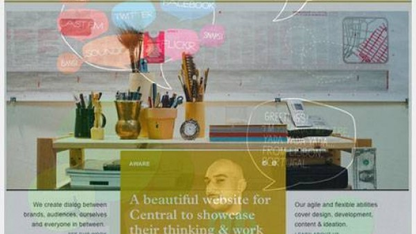 2010年网页设计趋势-现实生活中的隐喻和CSS3适应