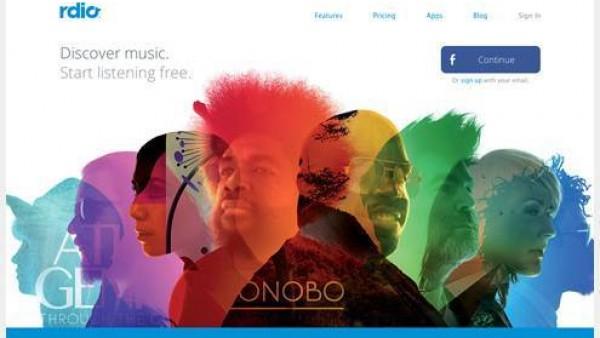 20+华丽的偏重设计的网页创意