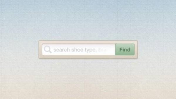 45个免费搜索框设计PSD下载