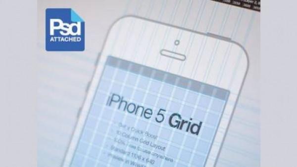 14个新鲜的iPhone App PSD素材下载