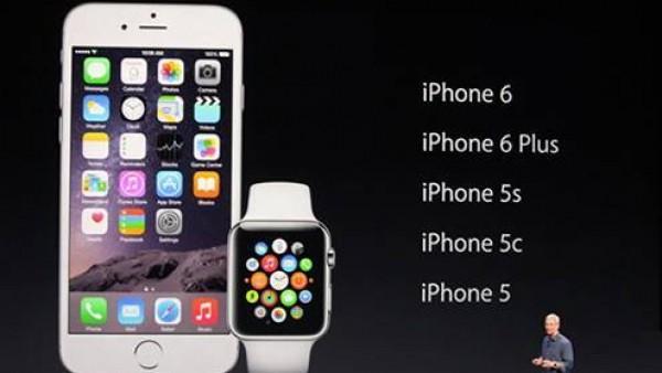 iPhone6 & Apple Watch发布会总结之喜与忧