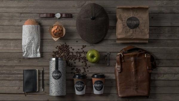 19个创意咖啡品牌形象设计案例欣赏