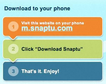 snaptu-download
