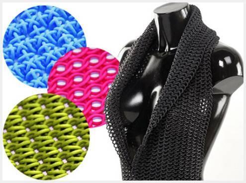 20个惊人的3D打印艺术创意